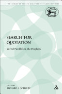 The Search for Quotation