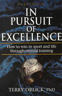 . In Pursuit of Excellence .