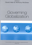 Governing Globalization