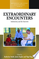 Extraordinary Encounters Of Deep Immersion The Interview Poses Theoretical