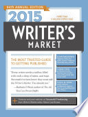 2015 Writer S Market book