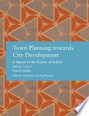 Town Planning Towards City Development