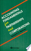 Accounting Fundamentals for Partnerships an Corporations Free download PDF and Read online