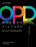 Oxford Picture Dictionary English French Dictionary
