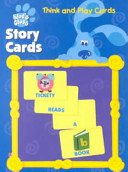 Blue's Clues Story Cards