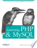 illustration Learning PHP and MySQL