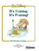 Walt Disney It S Raining It S Pouring