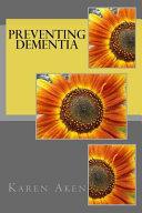 Preventing Dementia Book PDF