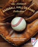 The National Baseball Hall of Fame Collection Book PDF