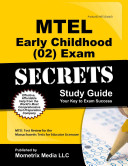 Mtel Early Childhood  02  Exam Secrets Study Guide