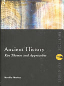 download ebook ancient history: key themes and approaches pdf epub