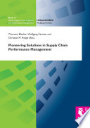 Pioneering Solutions in Supply Chain Performance Management