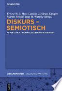 Diskurs - semiotisch