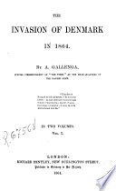 The Invasion of Denmark in 1864