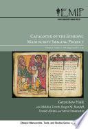 Catalogue Ethiopic Imagining Project