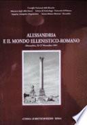 Alessandria e il mondo ellenistico-romano
