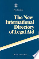 the new international directory of legal aid