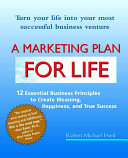 A Marketing Plan for Life