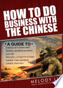 How to Do Business with the Chinese