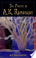 The Poetry of A K  Ramanujan