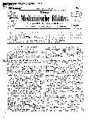 Wiener medizinische Bl  tter