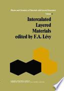 Intercalated Layered Materials