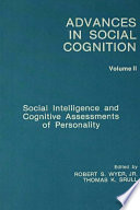 Social Intelligence and Cognitive Assessments of Personality