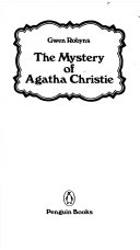 The Mystery of Agatha Christie Book PDF