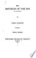 The Mistress of the Inn  La Locandiera
