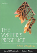 The Writer s Presence