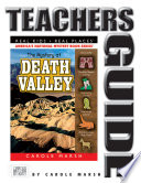 The Mystery At Death Valley Teacher S Guide