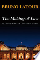 The Making of Law