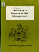 Principles Of Game And Fish Management book