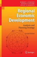 Regional Economic Development