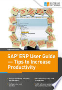 SAP ERP User Guide   Tips to Increase Productivity