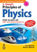 S. Chand's Principle Of Physics -XII Book