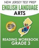 New Jersey Test Prep English Language Arts Reading Workbook  Grade 3