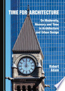 Time for Architecture Book PDF