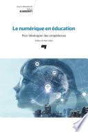 illustration du livre Le numérique en éducation
