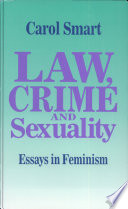 Law  Crime and Sexuality