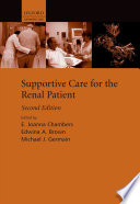 Supportive Care For The Renal Patient book