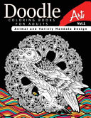 Doodle Coloring Books for Adults Art Vol 1