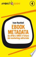 Ebook metadata