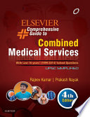 Elsevier Comprehensive Guide To Combined Medical Services Upsc  book