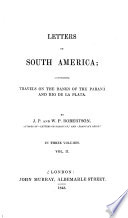 Letters on South America