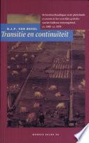 Transitie en continuïteit