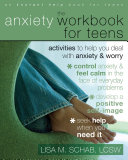 download ebook the anxiety workbook for teens pdf epub