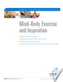 Mind Body Exercise and Inspiration