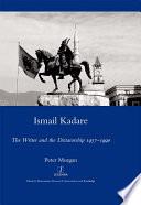 Ismail Kadare His Own Country And Internationally
