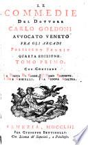 Commedie  4  ed